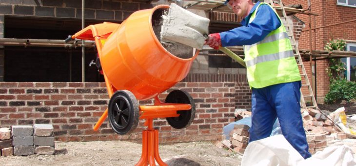 Quality Cement Mixers